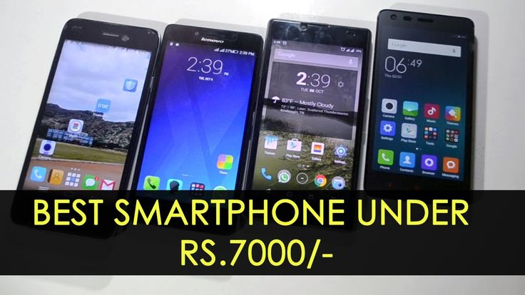 Best Smartphone Under Rs.7000 | Oct 2015