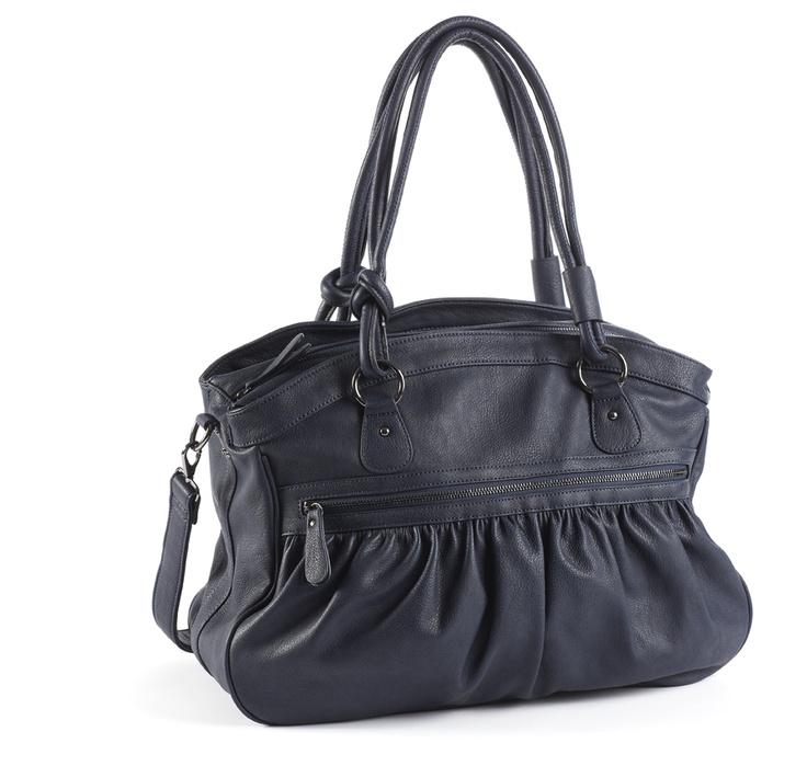 GAIDA navy blue - changing bag  Arrives in shops mid-September