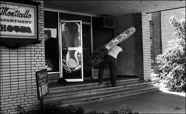 ©HENRI HADIDA: Monticello Apartments, Montreal 1975