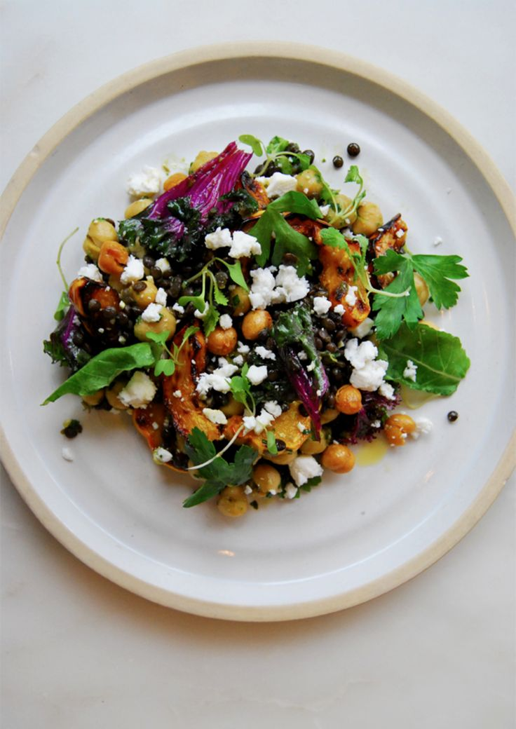 The Prettiest, Not-at-All Boring Winter Salad