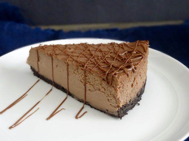 Cook's Country Chocolate Cheesecake recipe