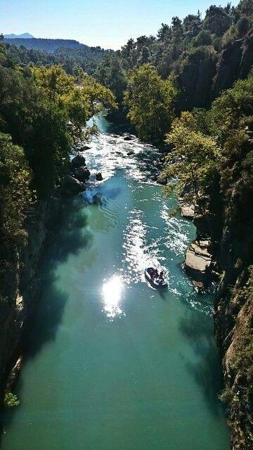 ✿ ❤ Manavgat köprülü kanyon