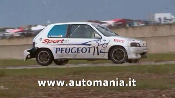 Trofeo del Levante 2016 gare Peugeot N1400 - 2^ Prova