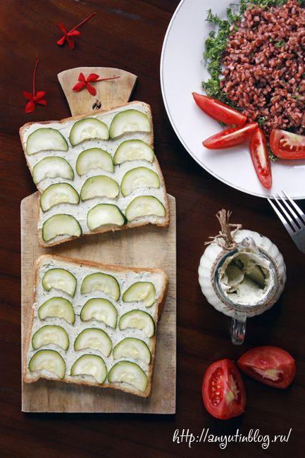 Что приготовить из сыра тофу. Оригинальный спред для бутербродов!