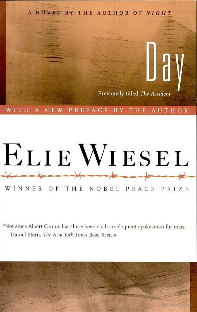 Day - Elie Wiesel, Anne Borchardt -