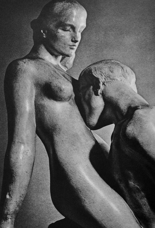 The Eternal Idol (1889), Auguste Rodin