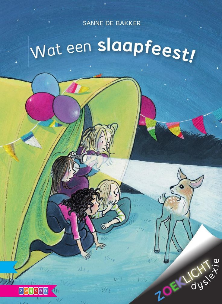 Kinderen met dyslexie krijgen weer lol in het lezen met de boeken en materialen van Zoeklicht Dyslexie. De serie bestaat uit leesboeken, leesdoeboeken, informatieve boeken en hertalingen van bekende kinderboeken. Met de boeken van Zoeklicht Dyslexie ervaren dyslectische kinderen hoe leuk lezen kan zijn. Zoeklicht dyslexie is geschikt voor kinderen vanaf groep 4 (vanaf 7 jaar).
