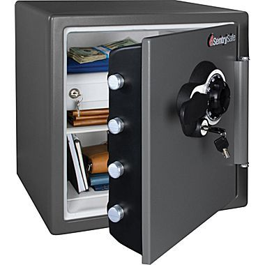 Not necessarily this particular safe, but something like it to keep all my  pertinents safe