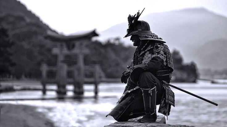 Samurai Warrior - Old Samurai Warrior