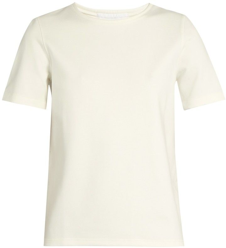 LEMAIRE Short-sleeved jersey T-shirt