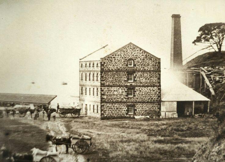 Portarlington Old Mill at 7 Turner Cl,Portarlington,Victoria (year unknown).