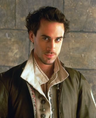 "Joseph Fiennes en ""Shakespeare in love"" (1998)"