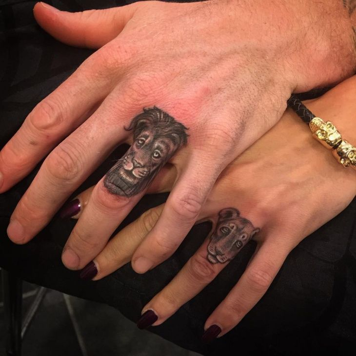 Pictures Of Tattoos On Ring Finger Finger Pictures Ring