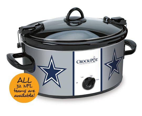 Pot Cowboys Dallas Crock