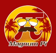 Magnum Pi: Geek, Magnum P I, Pi T Shirts, Magnumpi, Magnum Pi, Funny, Math Humor, Tshirt, Math Jokes