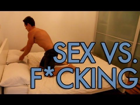 Difference between making love and having sex porn agree