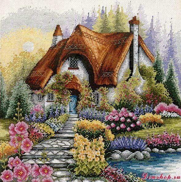 Gallery.ru / Lakeside Cottage - My hochushki - torik11