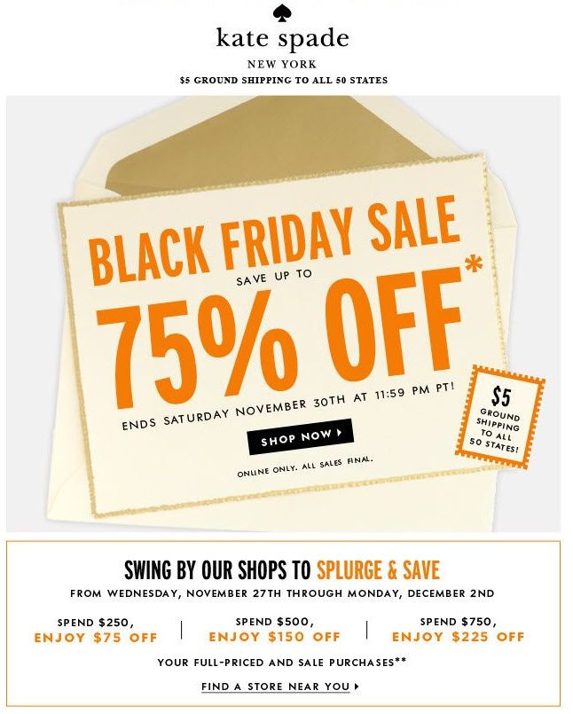 Best Black Friday And Cyber Monday Email Samples Images On
