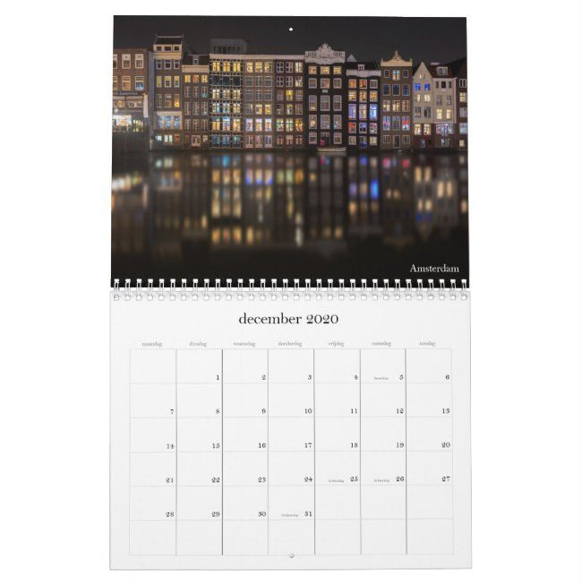 2020 Netherlands Landscape Photography Calendar Zazzle Com Digital Photography Tutorials Landscape Photography Iphone Photography Tutorial