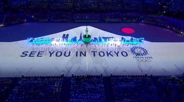 Japón inició el conteo regresivo para los Juegos Olímpicos Tokio 2020 - http://www.notiexpresscolor.com/2017/07/24/japon-inicio-el-conteo-regresivo-para-los-juegos-olimpicos-tokio-2020/
