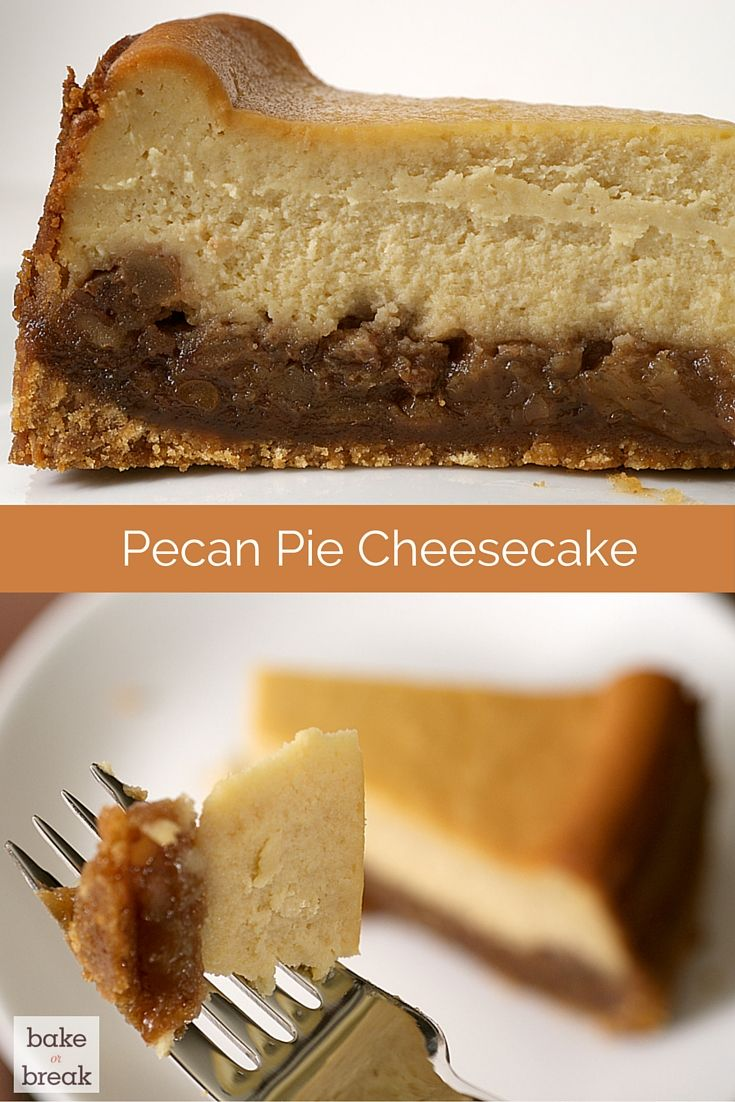 25+ best ideas about Pecan pie cheesecake on Pinterest ...