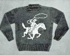 Rodeo Rider Sweater, Size 4 | Knitting Pattern esquema: http://freevintageknitting.com/charts/nomis10no1chart.jpg