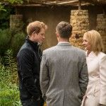 Prince Harry. Chelsea Flower Show 2015
