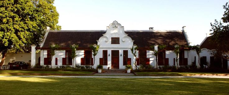 The Cape Dutch-styled gabled manor house has been our family home ever since and has become synonymous with Zandvliet wines.