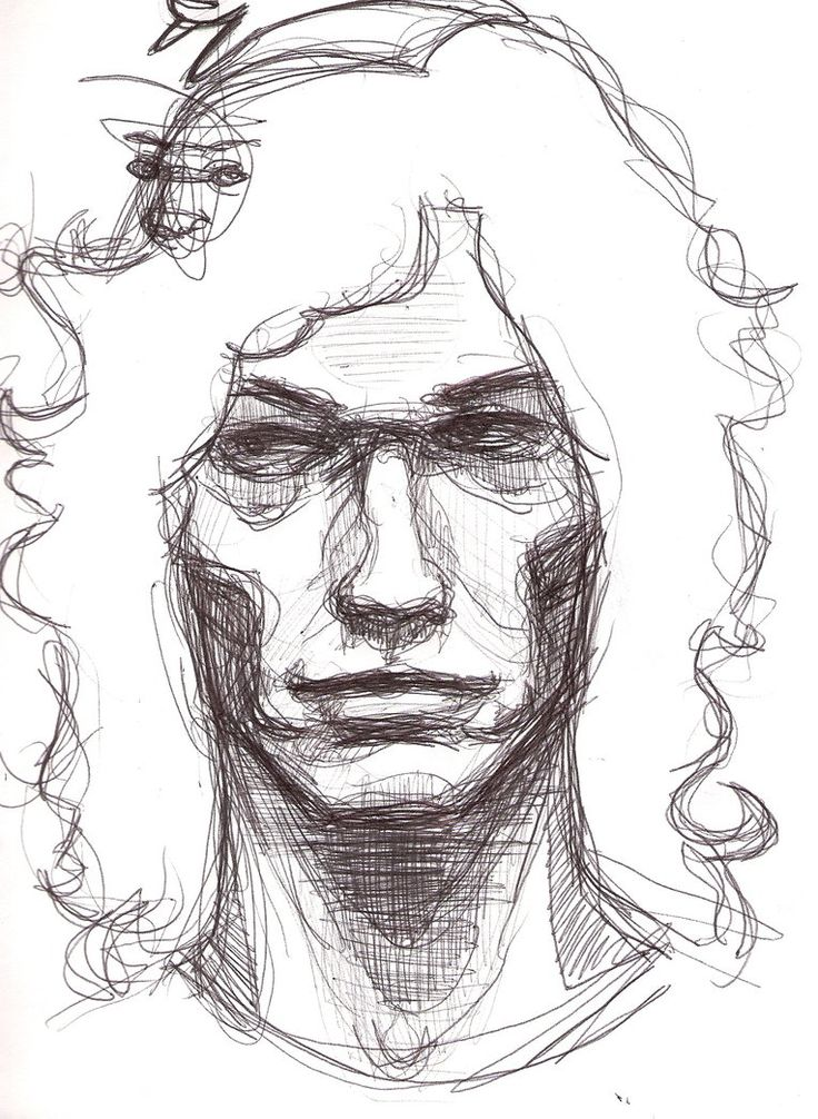 Life drawing The Night Stalker Pinterest Drawings