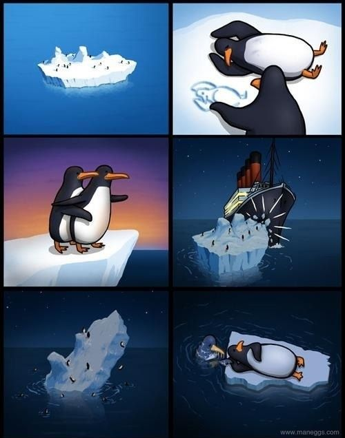 Damn Titanic // funny pictures - funny photos - funny images - funny pics - funny quotes - #lol #humor #funnypictures