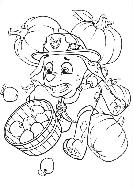 Free Printable Fall Coloring Pages For Kids Best Coloring Pages For Kids Fall Coloring Pages Thanksgiving Coloring Pages Paw Patrol Coloring