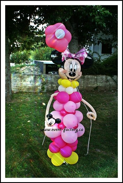 balloon minnie