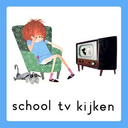 school tv kijken