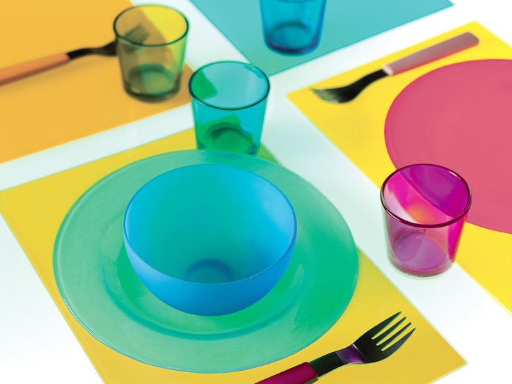 """Have a """"colourfull"""" meal"""