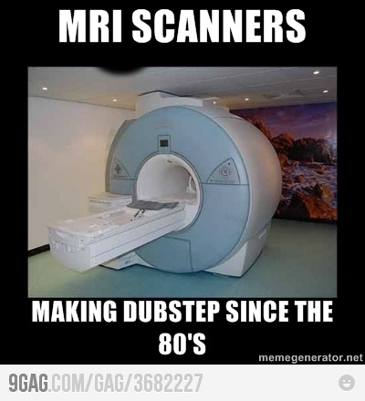 MRI Dubstep: Radiology, Funny Things, Making Dubstep, Xray, Mri Dubstep, Medical Humor, X Ray, Eye