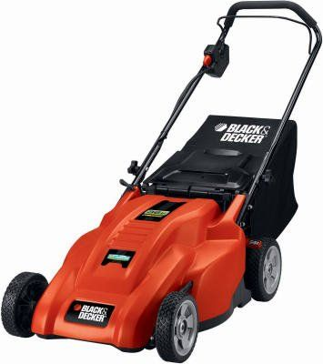 """Black & Decker CM1836 18-Inch 36-Volt Cordless Electic Lawn Mower >  18"""", 36V, Cordless Mower, Rechargeable 36V Sealed Lead Acid Battery For Trouble Free Cutting Of Up To 1/3 Acre Home Sites, Grass Conditions Will Effect Run Time, Lifetime 18"""" 3 In 1 Mower De..."""