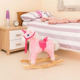 Rocking Horse With Sounds | Rocking Horses for Sale at This Is It Stores UK