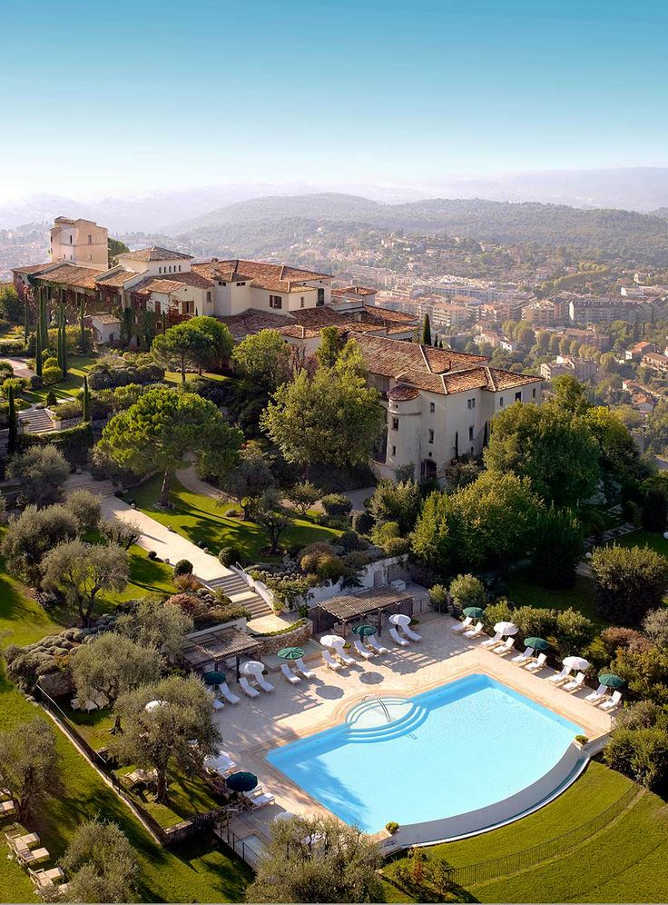 Chateau St. Martin by Relais & Chateaux Chateau hotel