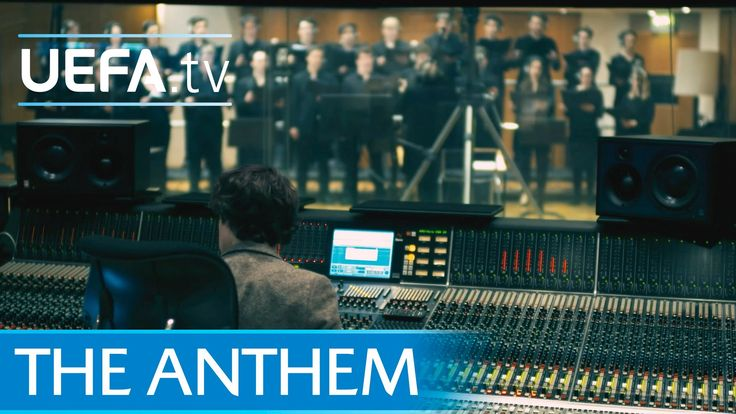 The story of the UEFA Champions League anthem