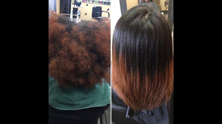 "PH3B NOURISHING BLOWOUT/SILKOUT ""Natural Haircare Salon"""