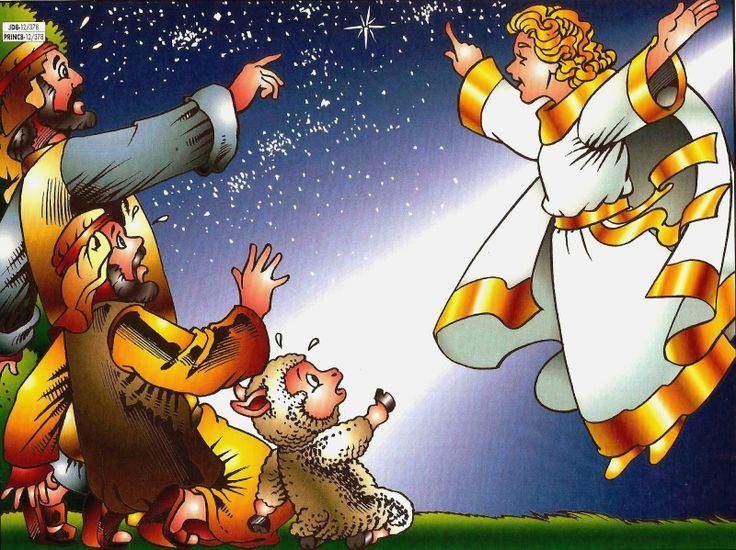 Jezus is geboren!