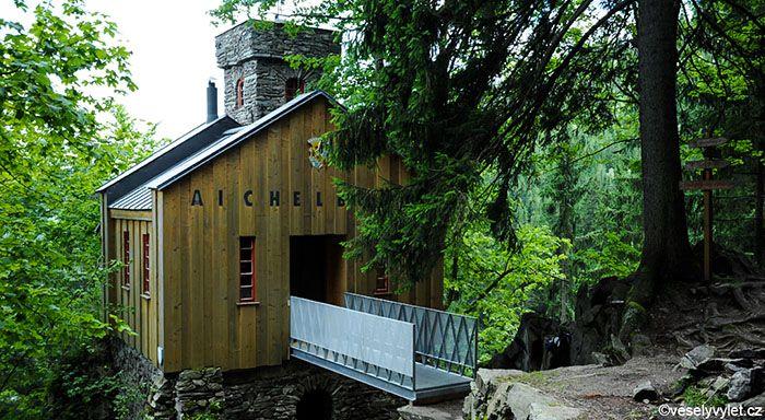 Hrádek Aichelburg