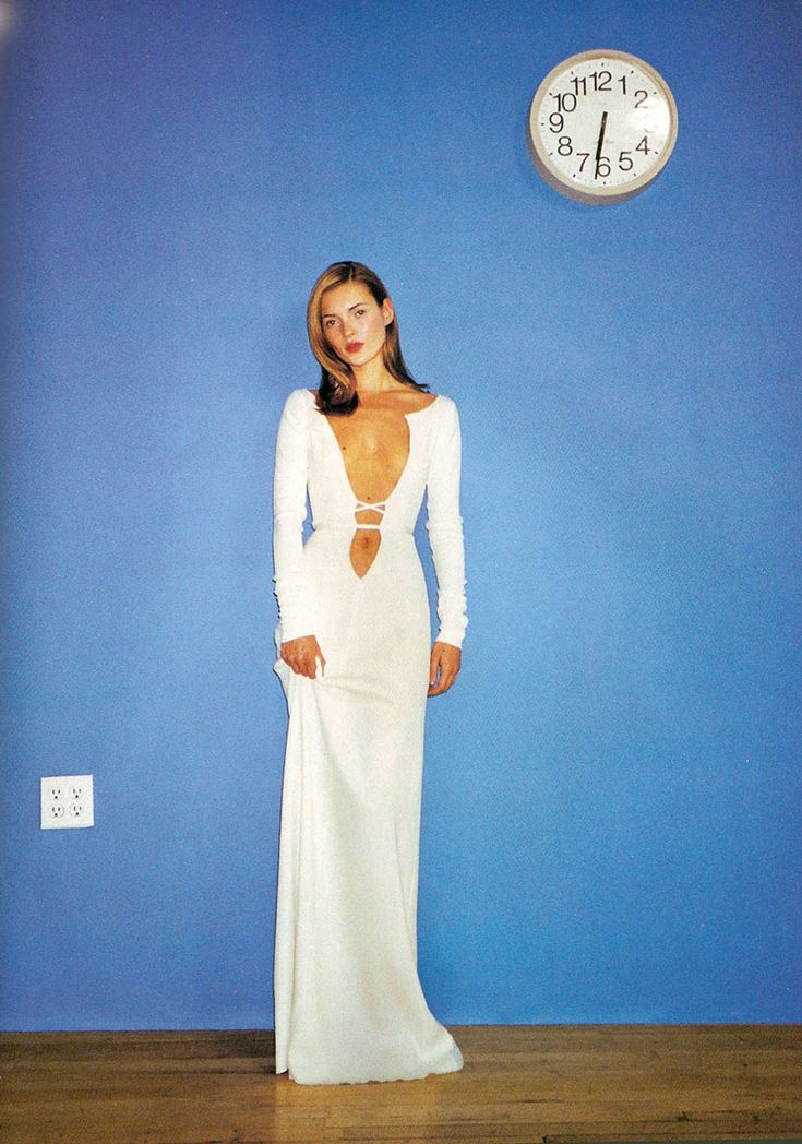 ☆ Kate Moss in Gucci by Tom Ford  Photography by Terry Richardson | For Harper's Bazaar Magazine US | January 1998