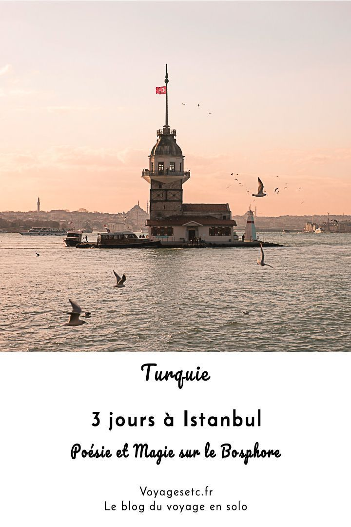 Visit Istanbul: poetry and magic on the Bosphorus