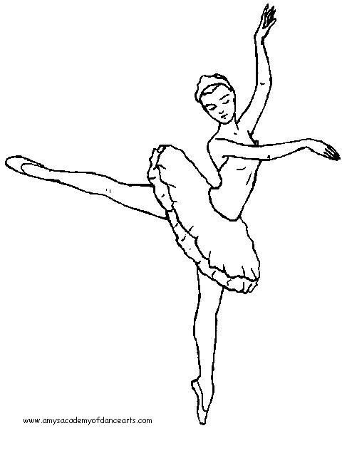 ballerina coloring pages printable ballerina coloring pages printable