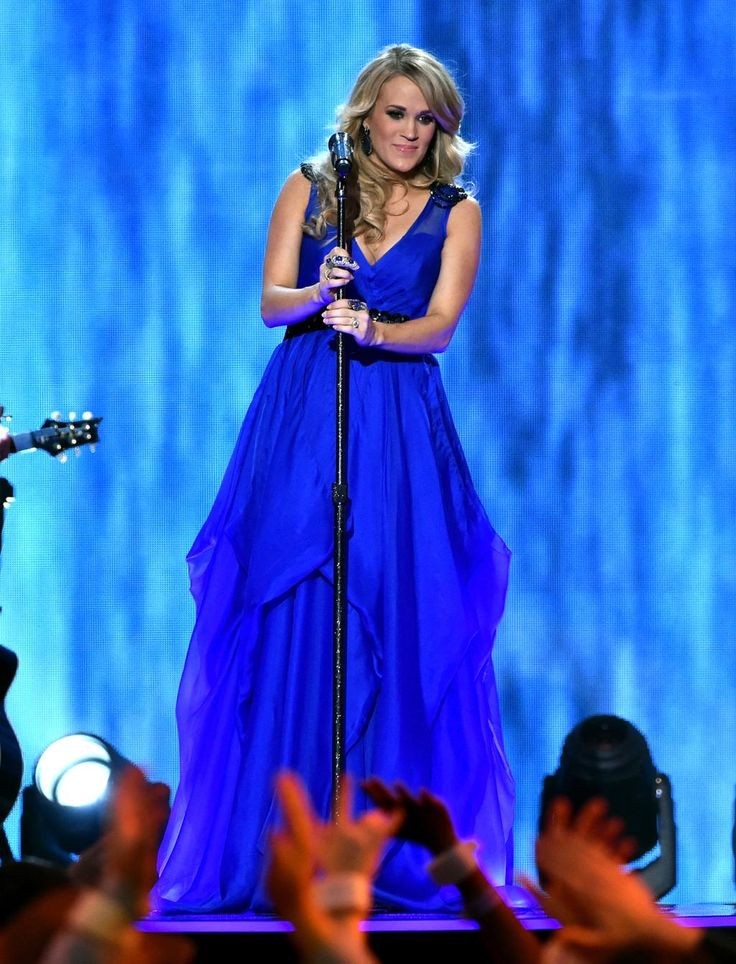 We still CANNOT get over Carrie Underwood's performance. #ACCAwards