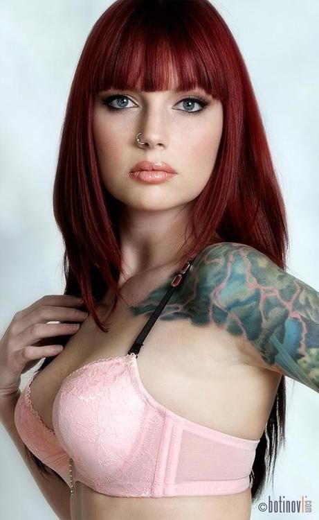 More @ http://inked-babes-save-the-day.tumblr.com