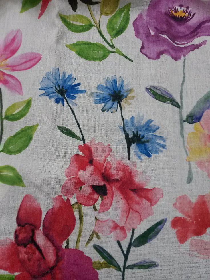 Textilia Petali colour: Summer