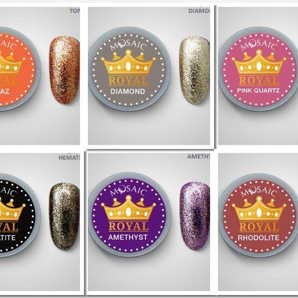 Mosaic Royal Gels