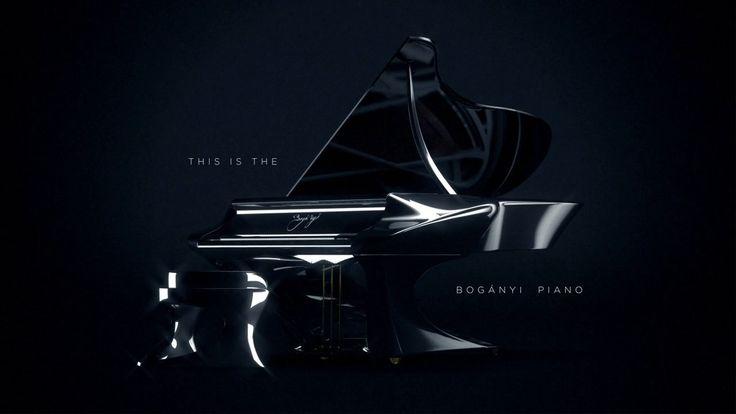 Bogányi Grand Piano